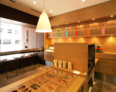 Sprinkles Architecture Cupcakes A L M Project