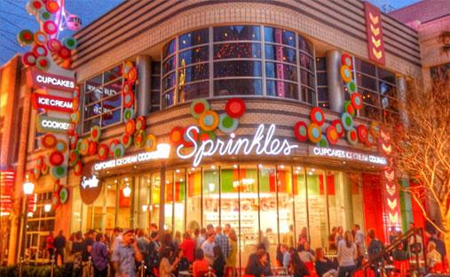sprinkles cupcakes las vegas