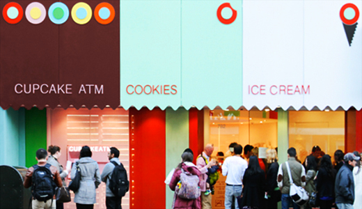 Sprinkles Ice Cream New York